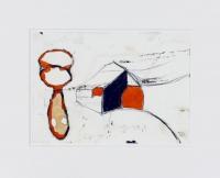 Acryl, Fineliner, Papier, 21 x29,5 cm