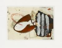 Acryl, Ölkreide, Papier, 21 x 29,5 cm