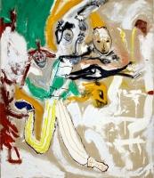 1986, Öl auf Leinwand, 182 x 212 cm