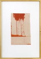 20 x 31 cm, Gouache, Ölkreide auf Papier,1996, signiert