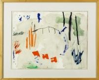 1994, Kohle auf Papier, 50 x 66 cm